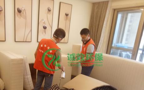 广州番禺大石城-除甲醛公司