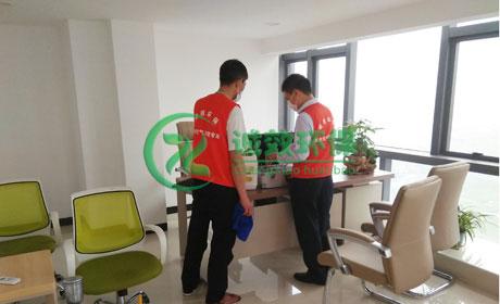 广州天河电脑城-企业除甲醛