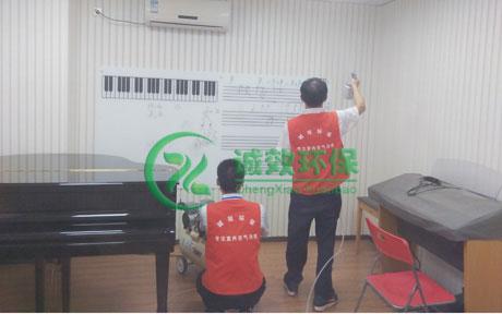 广州东涌中学-学校除甲醛