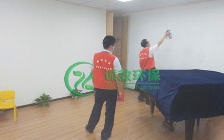 广州馨园幼儿园-教育机构除甲醛