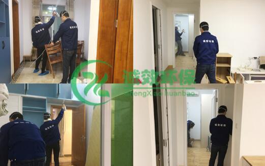 广州黄埔区黄埔花园除甲醛-家庭除甲醛