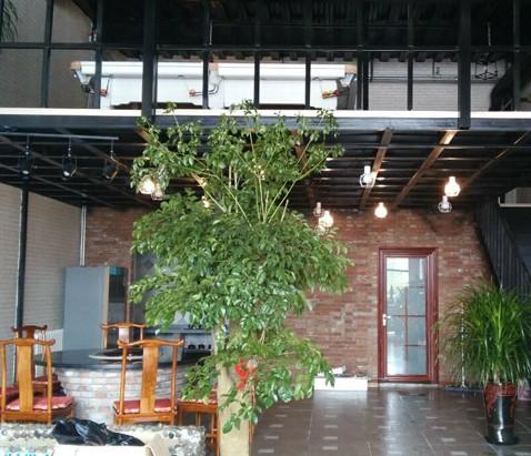室内装修材料空气污染